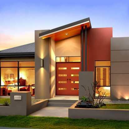7 Contoh Design Rumah Minimalis Modern Yang Mudah Diterapkan Gotomalls