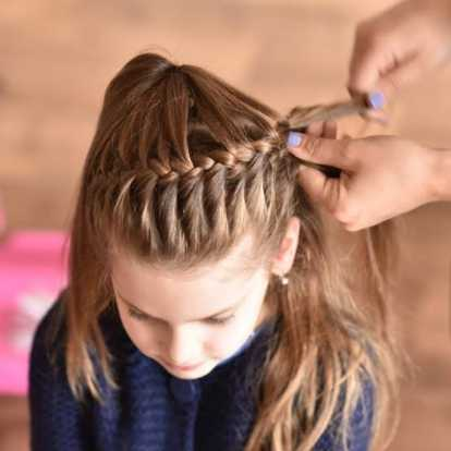 12 Inspirasi Gaya Rambut Anak Perempuan Di Tahun 2020 Gotomalls