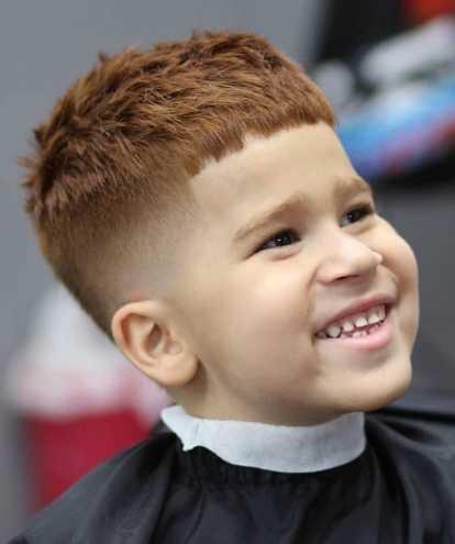 12 Model Rambut Anak Laki Laki Yang Keren Gotomalls