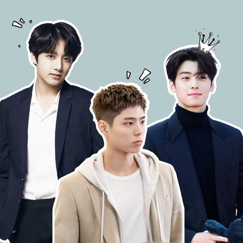Model Rambut Pria Korea Terpopuler Tahun 2020 Gotomalls